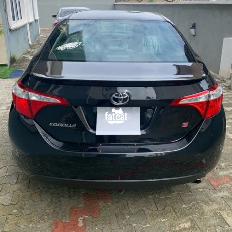 Classified Ads In Nigeria, Best Post Free Ads - used-toyota-corolla-2016-s-plus-in-lagos-for-sale-big-5