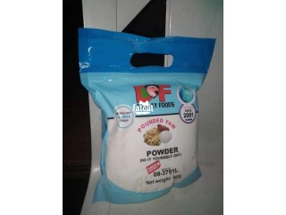 900g Pounded yam flour in Ikeja, Lagos for Sale