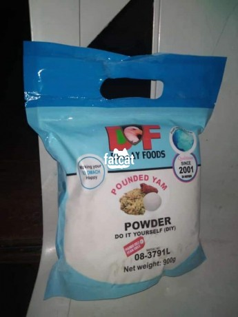Classified Ads In Nigeria, Best Post Free Ads - 900g-pounded-yam-flour-in-ikeja-lagos-for-sale-big-0