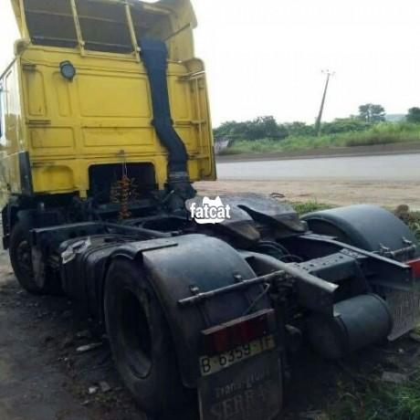 Classified Ads In Nigeria, Best Post Free Ads - daf-95-truck-head-in-sagamu-ogun-for-sale-big-1