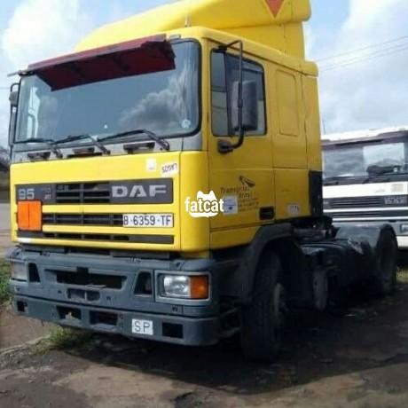 Classified Ads In Nigeria, Best Post Free Ads - daf-95-truck-head-in-sagamu-ogun-for-sale-big-0