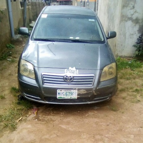 Classified Ads In Nigeria, Best Post Free Ads - used-toyota-avensis-2001-in-abuja-for-sale-big-0