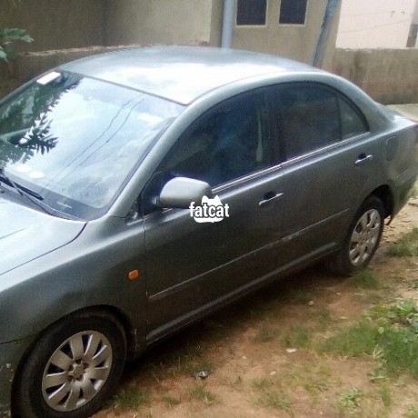 Classified Ads In Nigeria, Best Post Free Ads - used-toyota-avensis-2001-in-abuja-for-sale-big-2