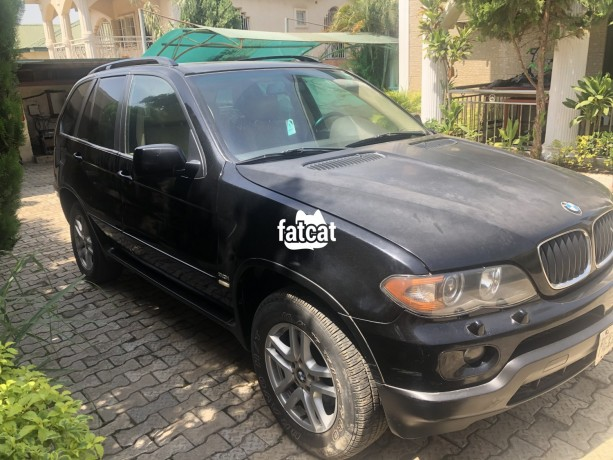 Classified Ads In Nigeria, Best Post Free Ads - used-bmw-x5-2006-in-abuja-for-sale-big-0