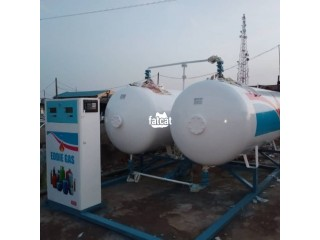 5 Tons LPG Gas Tank in Amuwo-Odofin, Lagos for Sale