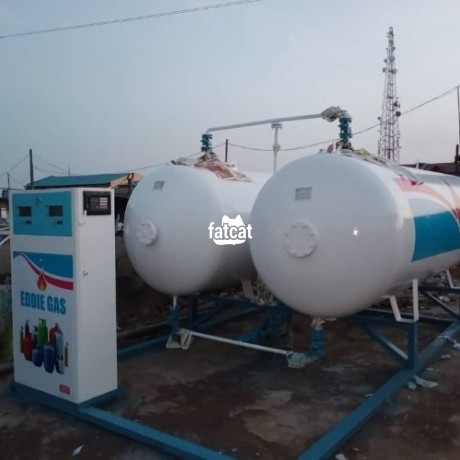 Classified Ads In Nigeria, Best Post Free Ads - 5-tons-lpg-gas-tank-in-amuwo-odofin-lagos-for-sale-big-0