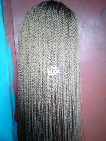 Classified Ads In Nigeria, Best Post Free Ads - honey-blonde-braided-wigs-in-lagos-island-lagos-for-sale-big-3