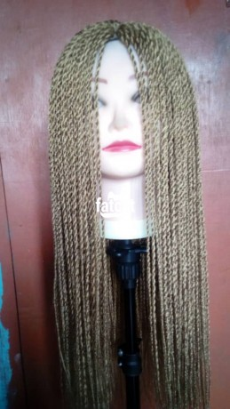 Classified Ads In Nigeria, Best Post Free Ads - honey-blonde-braided-wigs-in-lagos-island-lagos-for-sale-big-4
