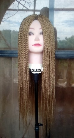 Classified Ads In Nigeria, Best Post Free Ads - honey-blonde-braided-wigs-in-lagos-island-lagos-for-sale-big-2