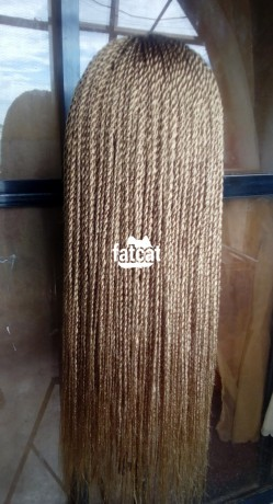 Classified Ads In Nigeria, Best Post Free Ads - honey-blonde-braided-wigs-in-lagos-island-lagos-for-sale-big-0