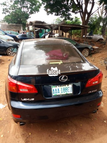 Classified Ads In Nigeria, Best Post Free Ads - used-lexus-is-2006-in-wuse-fct-for-sale-big-1