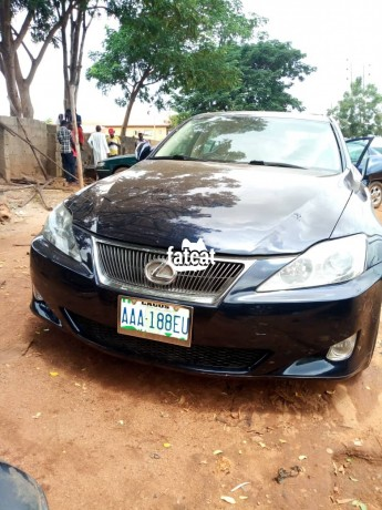 Classified Ads In Nigeria, Best Post Free Ads - used-lexus-is-2006-in-wuse-for-sale-big-0