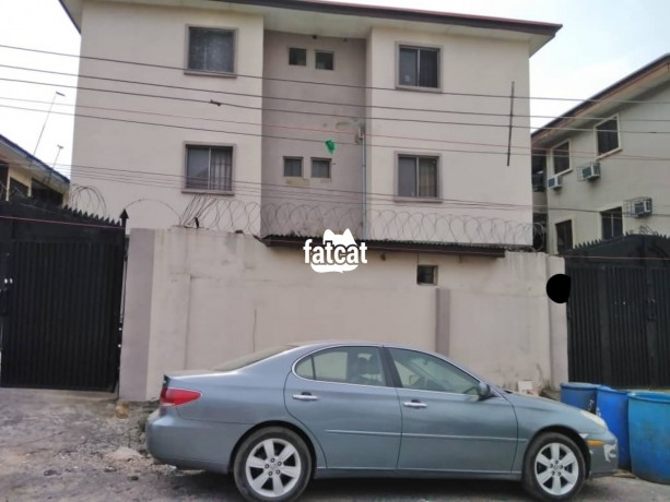 Classified Ads In Nigeria, Best Post Free Ads - block-of-6-flats-of-3-bedrooms-each-in-maryland-lagos-for-sale-big-0