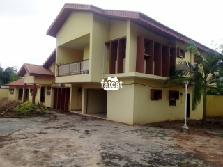 2 Nos. Of 4 Bedroom Detached Duplex in Ibadan, Oyo for Sale