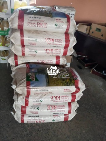 Classified Ads In Nigeria, Best Post Free Ads - par-excellence-rice-100-lbs-in-isolo-lagos-for-sale-big-1