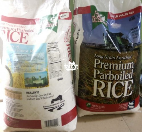 Classified Ads In Nigeria, Best Post Free Ads - par-excellence-rice-100-lbs-in-isolo-lagos-for-sale-big-0