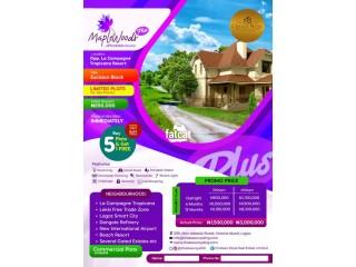 100% Dry Plots of Land in Ibeju Lekki, Lagos for Sale