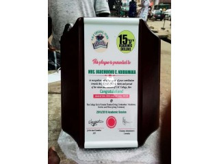 Awards and Plaques in Maryland, Lagos for Sale