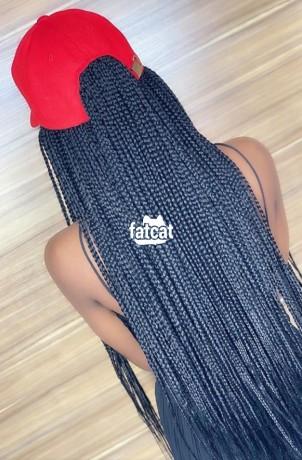 Classified Ads In Nigeria, Best Post Free Ads - women-baseball-cap-wig-hat-braided-wig-in-lagos-island-lagos-for-sale-big-1