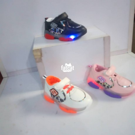 Classified Ads In Nigeria, Best Post Free Ads - childrens-sneakers-in-ifako-ijaiye-lagos-for-sale-big-0