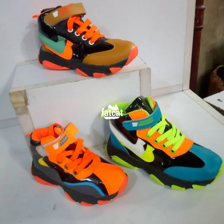 Classified Ads In Nigeria, Best Post Free Ads - childrens-sneakers-in-ifako-ijaiye-lagos-for-sale-big-2