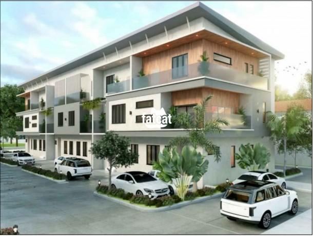 Classified Ads In Nigeria, Best Post Free Ads - 4-bedroom-terraced-duplex-in-sangotedo-lagos-for-sale-big-1