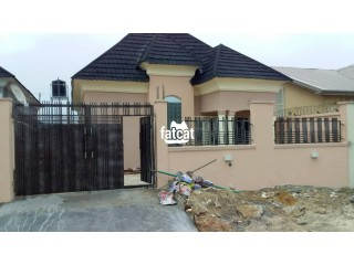 3 Bedroom Bungalow in Ajah, Lagos for Sale