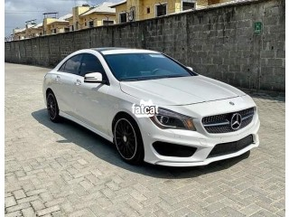 Used Mercedes-Benz CLA 2016 in Ikeja, Lagos for Sale