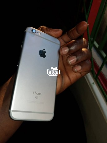 Classified Ads In Nigeria, Best Post Free Ads - used-apple-iphone-6s-64gb-in-ikeja-lagos-for-sale-big-0