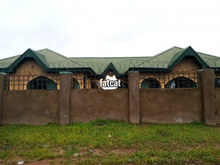2 Units Of 2 Bedrooms and Self Contain in Gwagwalada, Abuja for Sale