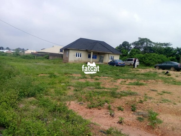 Classified Ads In Nigeria, Best Post Free Ads - 2-bedrooms-bungalow-on-4-plots-of-land-in-ibadan-oyo-for-sale-big-0