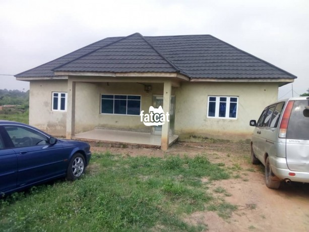 Classified Ads In Nigeria, Best Post Free Ads - 2-bedrooms-bungalow-on-4-plots-of-land-in-ibadan-oyo-for-sale-big-1