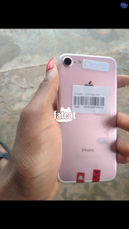 Classified Ads In Nigeria, Best Post Free Ads - used-apple-iphone-7-32gb-in-ikeja-lagos-for-sale-big-0