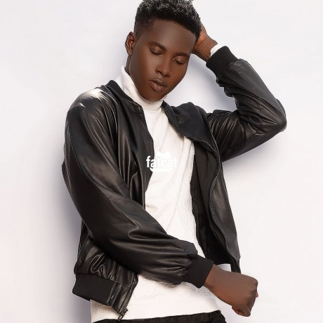 Classified Ads In Nigeria, Best Post Free Ads - mens-leather-jacket-in-lekki-phase-1-lagos-for-sale-big-1