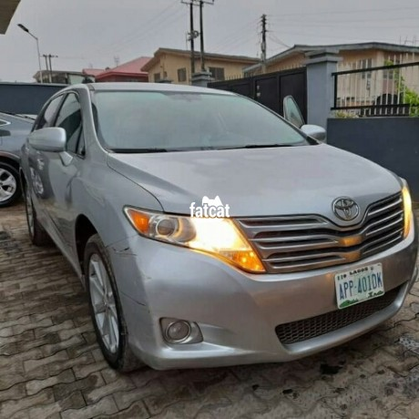 Classified Ads In Nigeria, Best Post Free Ads - used-toyota-venza-2009-in-ikeja-lagos-for-sale-big-0