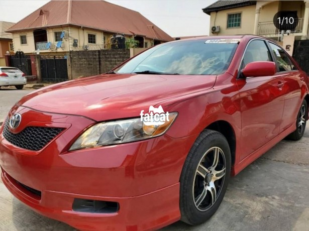 Classified Ads In Nigeria, Best Post Free Ads - used-toyota-camry-sport-big-0