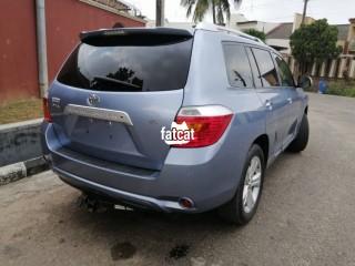 Used Toyota Highlander Hybrid in ikeja, Lagos for Sale