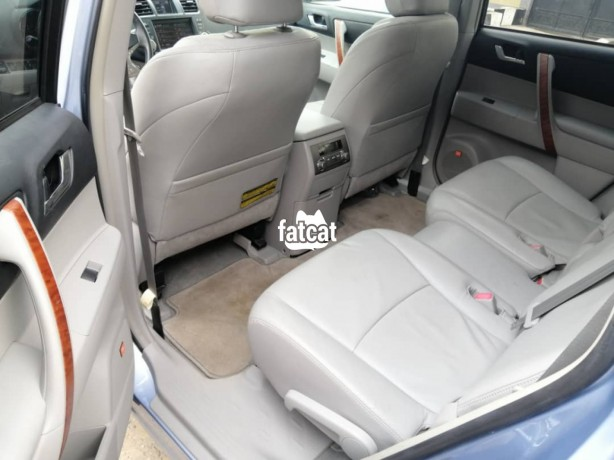 Classified Ads In Nigeria, Best Post Free Ads - used-toyota-highlander-hybrid-in-ikeja-lagos-for-sale-big-2