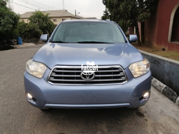 Classified Ads In Nigeria, Best Post Free Ads - used-toyota-highlander-hybrid-in-ikeja-lagos-for-sale-big-1