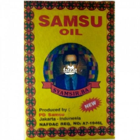 Classified Ads In Nigeria, Best Post Free Ads - samsu-oil-in-ibadan-oyo-for-sale-big-2
