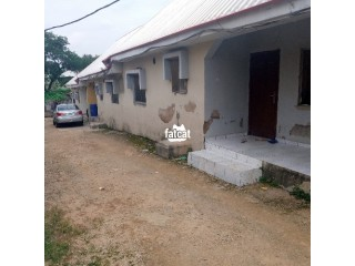 6 Units of 1 Bedroom Flat with 3 Units of 1 Room in Abuja for Sale