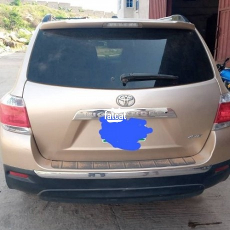 Classified Ads In Nigeria, Best Post Free Ads - used-toyota-highlander-2012-in-ipaja-lagos-for-sale-big-0