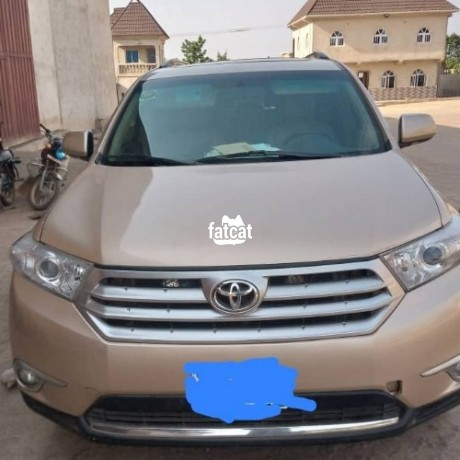 Classified Ads In Nigeria, Best Post Free Ads - used-toyota-highlander-2012-in-ipaja-lagos-for-sale-big-1