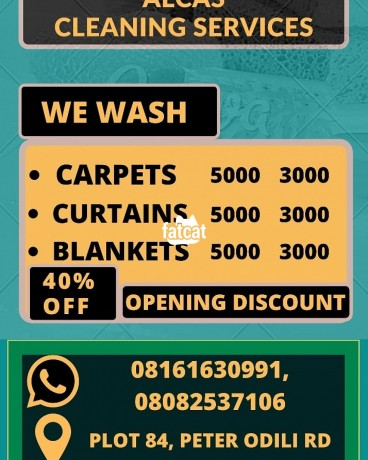 Classified Ads In Nigeria, Best Post Free Ads - rugs-curtains-blankets-cleaning-service-in-port-harcourt-big-0