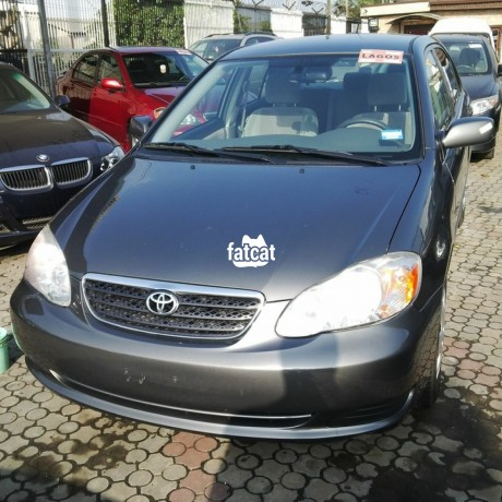 Classified Ads In Nigeria, Best Post Free Ads - used-toyota-corolla-le-in-lagos-for-sale-big-0