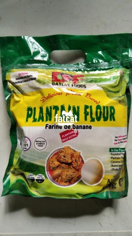 Classified Ads In Nigeria, Best Post Free Ads - 700g-plantain-flour-in-ikeja-lagos-for-sale-big-0