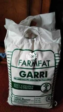Classified Ads In Nigeria, Best Post Free Ads - 5kg-crunchy-garri-in-ikeja-lagos-for-sale-big-0