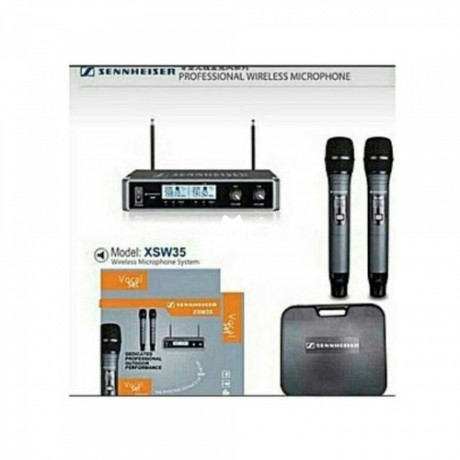 Classified Ads In Nigeria, Best Post Free Ads - sennheiser-wireless-microphone-in-lagos-for-sale-big-1