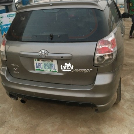 Classified Ads In Nigeria, Best Post Free Ads - used-toyota-matrix-2005-in-abuja-for-sale-big-3
