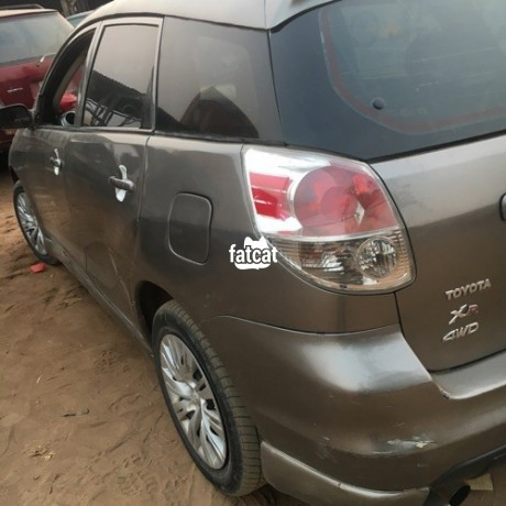 Classified Ads In Nigeria, Best Post Free Ads - used-toyota-matrix-2005-in-abuja-for-sale-big-2